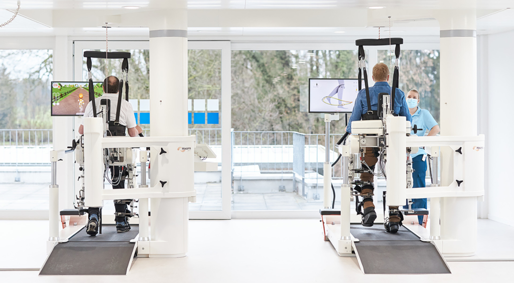 Stroke recovery with robotic devices